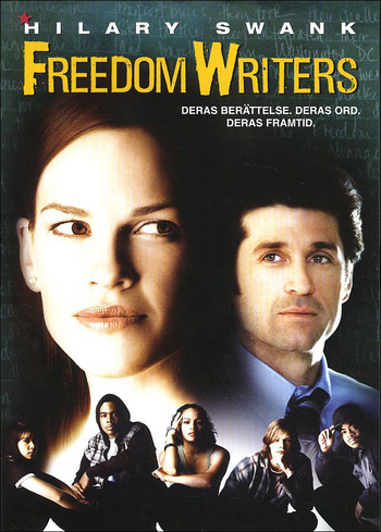 Omslagsbild Freedom Writers