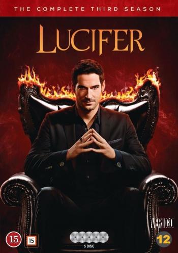 Omslagsbild Lucifer, säsong 3