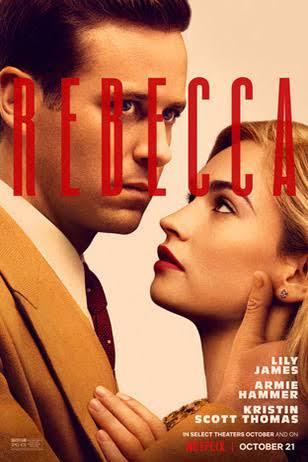 Poster för filmen Rebecca