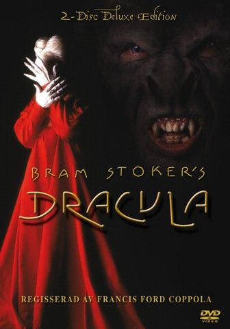 Omslagsbild Bram Stoker's Dracula