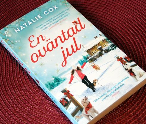 Omslagsbild En oväntad jul av Natalie Coz