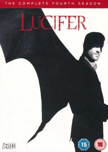 Omslagsbild Lucifer, säsong 4