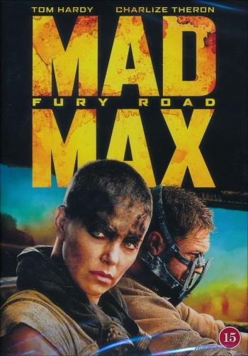 Omslagsbild Mad Max - Fury Road