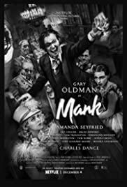 Poster för Mank