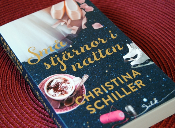 Omslagsbild Små stjärnor i natten av Christina Schiller