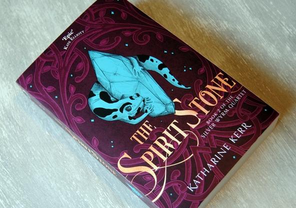 Omslagsbild The Spirit Stone av Katharine Kerr
