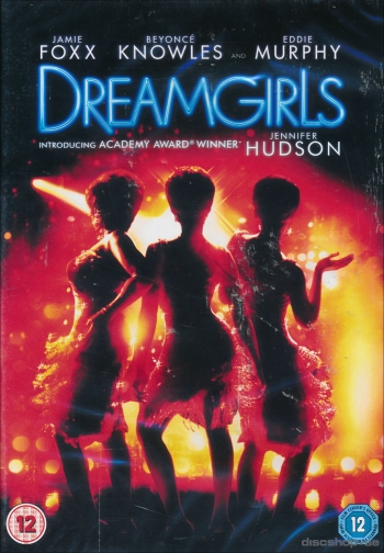 Omslagsbild Dreamgirls