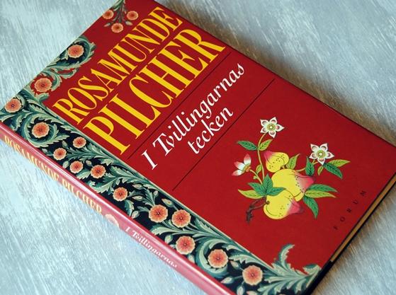 Omslagsbild I Tvillingarnas tecken av Rosamunde Pilcher