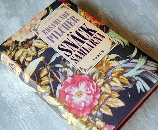 Omslagsbild Snäcksamlarna av Rosamunde Pilcher