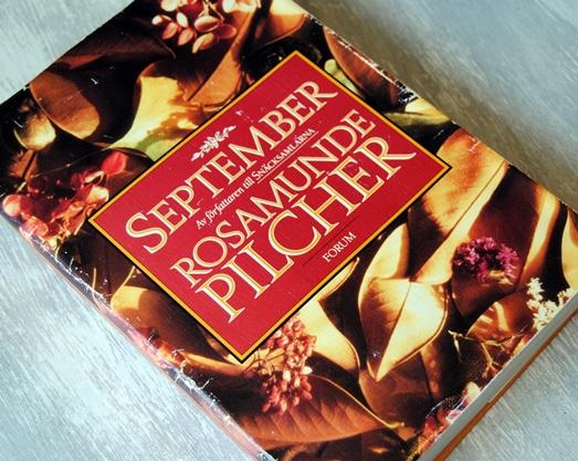 Omslagsbild September av Rosamunde Pilcher