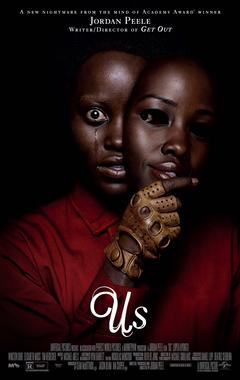 Poster för skräckfilmen Us