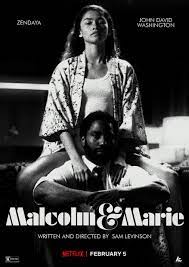 Poster för Malcolm & Marie