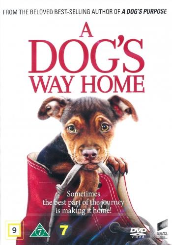Omslagsbild A Dog's Way Home