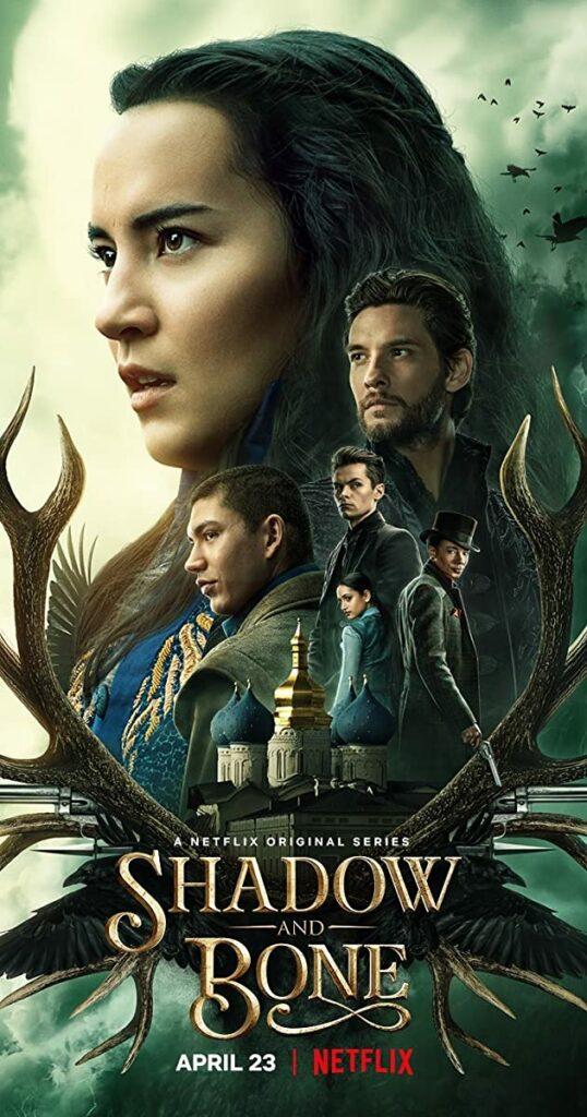 Poster för första säsongen av Shadow and Bone