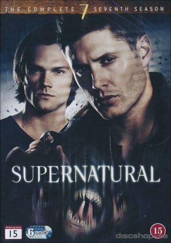 Omslagsbild Supernatural, säsong 7