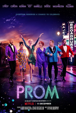 Omslagsbild The Prom