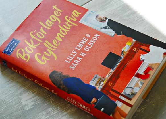 Omslagsbild Bokförlaget Gyllendufva av Lilly Emme och Sara H. Olsson