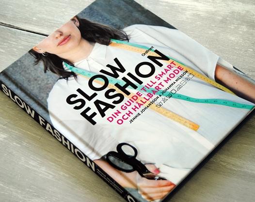 Omslagsbild Slow fashion av Jennie Johansson och Johanna Nilsson