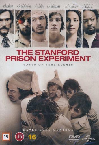 Omslagsbild The Stanford Prison Experiment