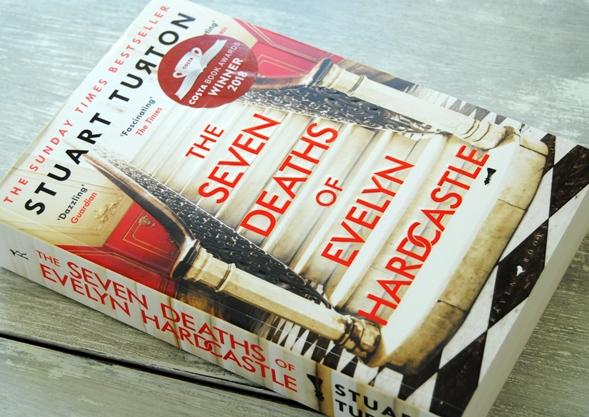 Omslagsbild The Seven Deaths of Evelyn Hardcastle av Stuart Turton