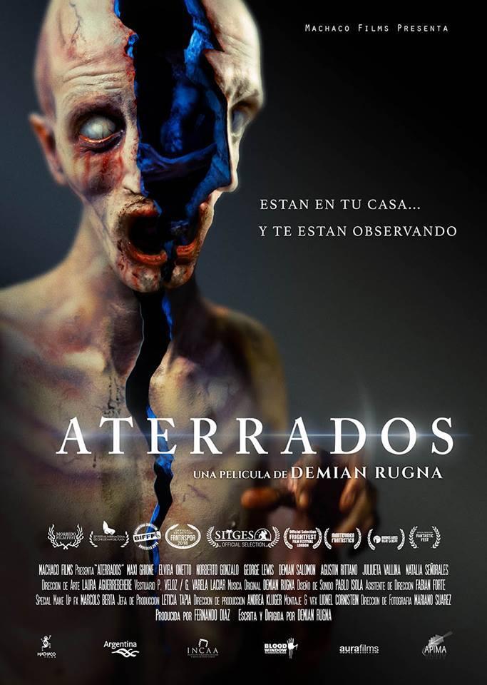 Poster för Aterrados