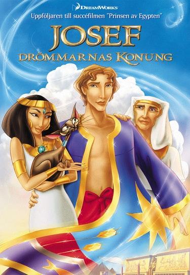 Omslagsbild Josef: Drömmarnas konung