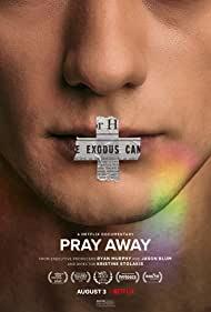 Poster för dokumentären Pray Away