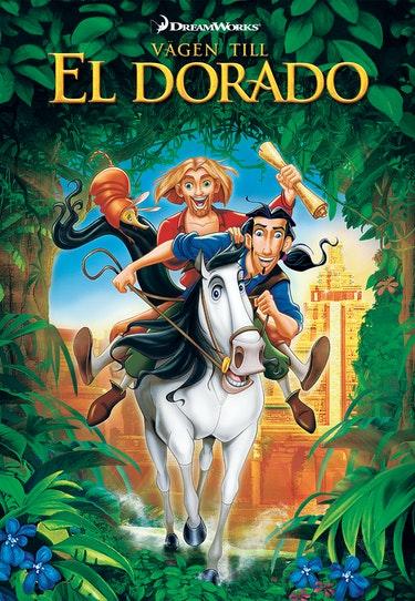 Omslagsbild Vägen till El Dorado