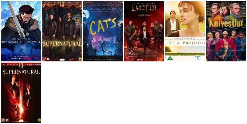 De sju filmer och tv-serier jag sett i september 2021