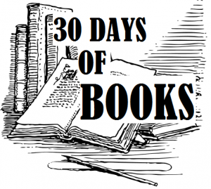 30 Days of Books
